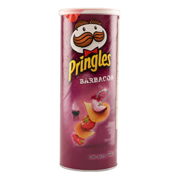 Papas Fritas Pringles Barbacoa 124 g