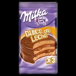 Milka Alfajor D D Leche X 3