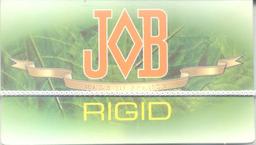 Hojilla Para Cigarrillo JOB Rigid Verde Con Pegamento 1 U