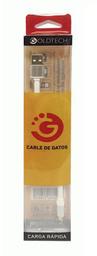 Cable de Datos Goldtech USB Tipo C 1 U