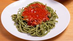 Spaghettis Vegetarianos