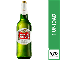 Stella Artois Rubia 975 ML