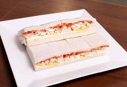Sándwich de Blanco de Ave x 8