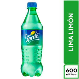 Sprite Lima Limón 600 ml