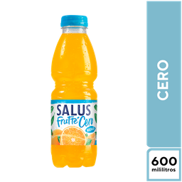 Salus Naranja Zero 600 ml
