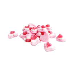 Corazón de Fresa Dulce 100 g