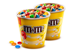 2 McFlurry M&M
