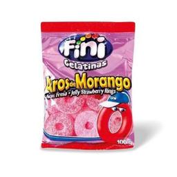 Fini Gomitas Aros De Fresa