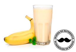 Licuado de Banana 500 ml