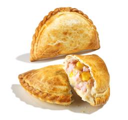 Empanada De Jamón Y Choclo