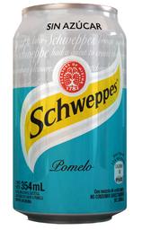 Refresco Schweppes Pomelo