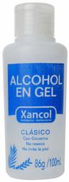 Alcohol en gel Xancol 100ml