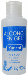 Alcohol en gel Xancol 100ml