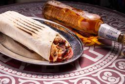 Combo Shawarma Pollo & Kotayk