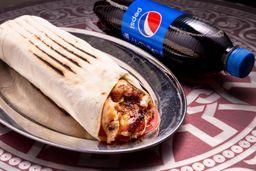 Combo Shawarma Cerdo