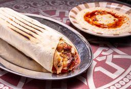 Shawarma de Pollo & Humus