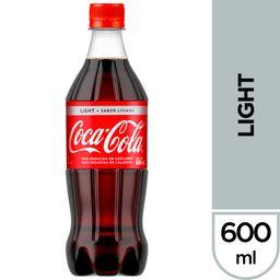 Coca Cola Light 600 ml.