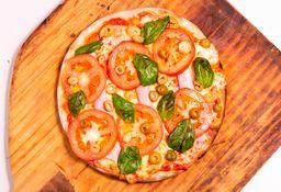 Pizza de la Casa Riro's