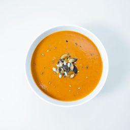 Sopa de Calabaza Thai