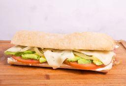 Sándwich Vegeta