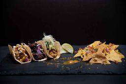 Combo Trío Degustación de Tacos