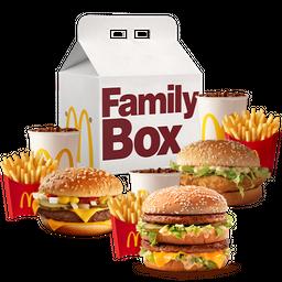 Family Box Clásica para 3