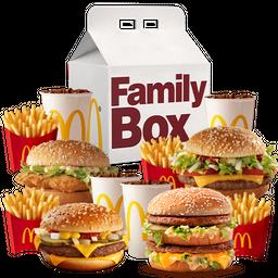 Family Box Clásica para 4