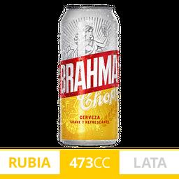 Brahma Cerveza Chopp Lata