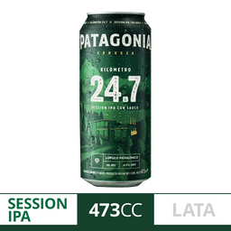 Patagonia Cerveza Ipa 24 7 La