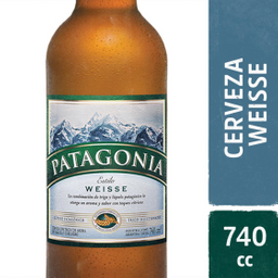 Patagonia Cerveza Weisse 730Cc C Env