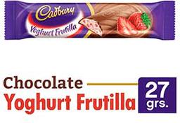Cadbury Chocolate Frutilla
