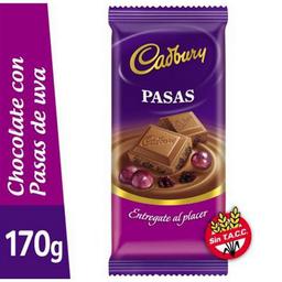 Cadbury Chocolate Pasas