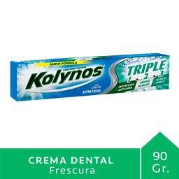 Kolynos Crema Dental Frescura Extra