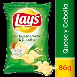 Lays Papas Q Y Cebolla