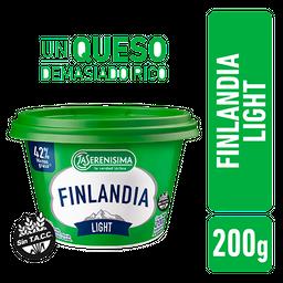 La Serenisima Queso Untable Finlandia Light