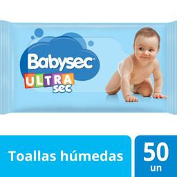 Babysec Toallita Humeda Ultra