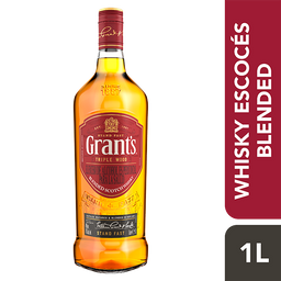 Grants Whisky Escoces