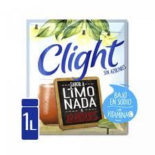 Clight Jugo En Polvo Sin Azucar Sabor Limona/Arand.