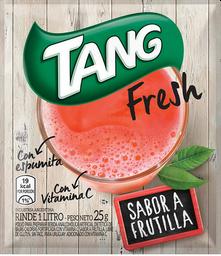Jugo en Polvo Tang Fresh Sabor Frutilla 18 g
