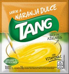 Jugo en Polvo Tang Sabor Naranja Dulce 18 g