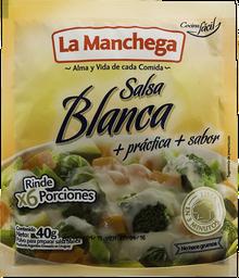 Salsa Blanca La Manchega 40 g
