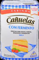 Harina Leudante Canuelas Fortificada - Pq