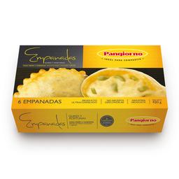 Empanadas Pangiorno Queso y Aceitunas 420 g