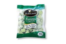 Ravioles El Buen gusto de Espinaca 750 g