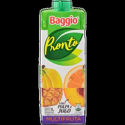 Baggio Jugo Multifrutal Cj