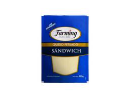 Queso de Sandwiche Farming Al Vacio