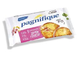 Empanadas Pagnifique de Jamon y Queso 3 U