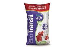 Biotransit Yogur Conaprole Vital+Bio L Fru 1Kg+200G