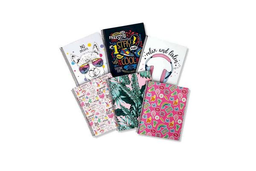Cuadernola Tienda Inglesa Tapa Flexible de 70 Hojas 1 U