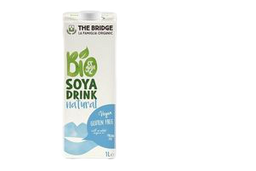 Bebida The Bridge Bio Drink Soja Natural 1 L